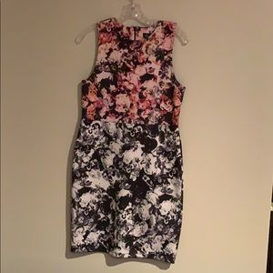 TopShop patterned dress. Size 8